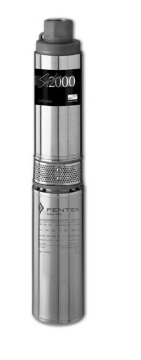 "S15P4HS07231-01 4"" Sta-Rite Stainless Steel Submersible Pump"
